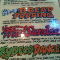 Photo taken at Razzoo's Cajun Cafe by Kim P. on 6/21/2013