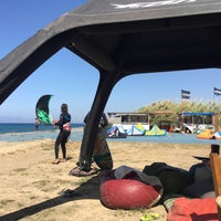 Photo taken at Heaven Surf House by Ahmet K. on 5/30/2016