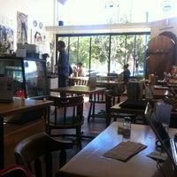 Photo taken at Mercury Cafe by Dagmar M. on 10/26/2012