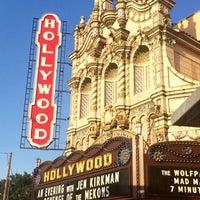 6/28/2015 tarihinde Hannah S.ziyaretçi tarafından Hollywood Theatre'de çekilen fotoğraf