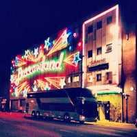 Photo taken at Barrowland Ballroom by Elsie L. on 9/29/2013