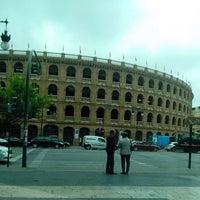 Foto tomada en Plaça de Bous de València | Plaza de Toros de Valencia por JonniK el 5/11/2013