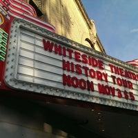 Photo taken at Whiteside Theater by Matt K. on 11/1/2014