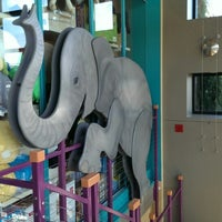 Photo taken at Elephant's Trunk Toy Company by Matt K. on 9/21/2014