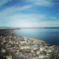 Photo taken at Pilgrim Monument by Robin S. on 4/6/2013