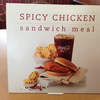 Photo taken at Chick-fil-A by Leidinaicy C. on 1/9/2013