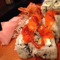 Photo taken at Tomo Japanese Restaurant by Otis S. on 4/8/2014