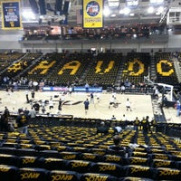 Photo taken at Stuart C. Siegel Center by Chimuel A. on 3/2/2013