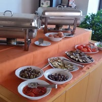 Photo taken at Hotel Meteora 5* by Κωνσταντίνος Μ. on 3/26/2017
