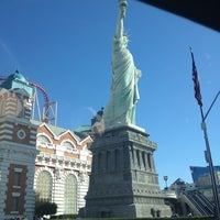 Photo taken at Statue of Liberty by Cathy V. on 6/7/2013