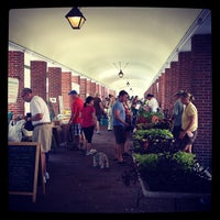 Photo taken at HeadHouse Square Farmers Market by Deanne B. on 6/2/2013