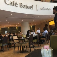 Photo taken at Café Bateel by mishal bin A. on 1/18/2017