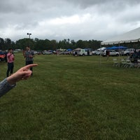 Photo taken at Foxfield Races by Kirby W. on 4/30/2016
