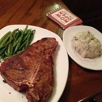 Photo taken at Outback Steakhouse by Jeff C. on 2/28/2013