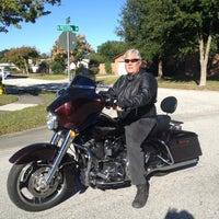 Photo taken at Seminole Harley-Davidson by Jeff C. on 11/23/2012