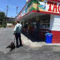 Photo taken at Tacos El Grullense #1 by Cornell C. on 5/26/2016