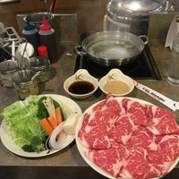 Photo taken at California Shabu-Shabu by Bell C. on 1/30/2016