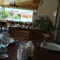 Photo taken at Han Restaurant & Cafe by Yusuf U. on 4/24/2016