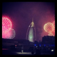 Photo taken at Burj Al Arab by Pandha N. on 12/31/2012