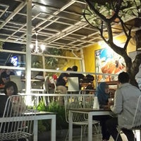 Photo taken at Burger & Grill by Dwi A. on 10/11/2014