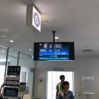 Photo taken at 新石垣空港 6番搭乗口 by PCL86 M. on 10/12/2017