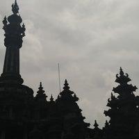 Photo taken at Museum Perjuangan Rakyat Bali by windy k. on 12/28/2016