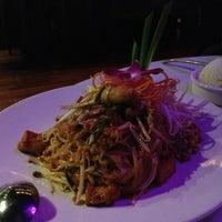 Photo taken at Osha Thai Restaurant & Lounge by Cynthia J. on 4/24/2013