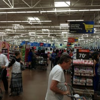 Photo taken at Walmart Supercenter by Cynthia J. on 3/31/2013