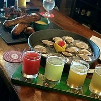 Photo taken at Albany Ale & Oyster by Seaside T. on 6/4/2016