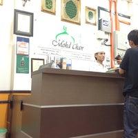 Photo taken at Restoran Cina Muslim Mohd Chan Abdullah by Reza on 10/7/2012