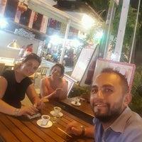 Photo taken at Cafe Turco by TC Şükran B. on 8/1/2016