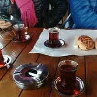 Photo taken at Hastane Market Çay Bahçesi by Aslı D. on 12/24/2015