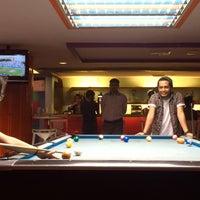 Photo taken at Golden Break Snooker & Pool Club by Firdaus Ikhwan on 6/26/2015