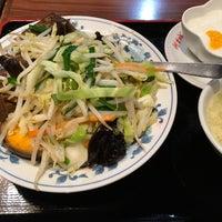 Photo taken at 阿里城 品川シーサイド店 by Gaku J. on 4/1/2017