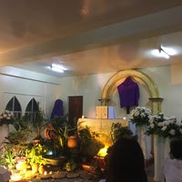 Photo taken at Our Lady Of Fatima Parish by Rosette on 4/13/2017
