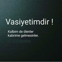 Photo taken at Lise-toki Dolmuş Durağı by Necla Ö. on 1/19/2018