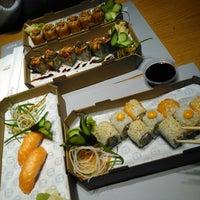 1/25/2018 tarihinde Melike A.ziyaretçi tarafından Dardenia Fish & Sushi'de çekilen fotoğraf