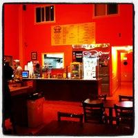 Photo taken at La Victoria Taqueria by Chris A. on 10/23/2012