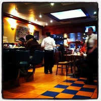 Photo taken at The Viand Diner & Bar by Chris A. on 11/27/2012