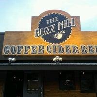Photo taken at Buzzmill Coffee by Wayne O. on 2/6/2013