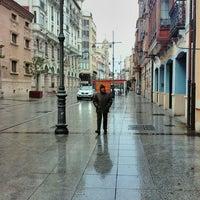 Photo taken at Calle Mayor by Juanjillo T. on 12/28/2015