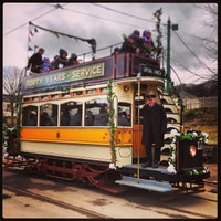 Photo taken at Beamish Museum by Matthew S. on 4/5/2013