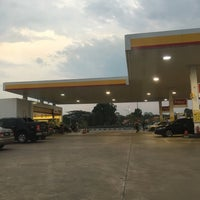 Photo taken at Shell by Ama R. on 4/16/2016