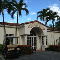 Photo taken at Fisher Island Post Office by Maria A. on 9/9/2013