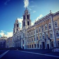 Photo taken at Palacio Nacional De Mafra by HaRy on 5/6/2017