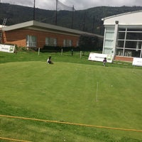 Photo taken at GSG Academia Colombiana de Golf by Cindy O. on 6/2/2013