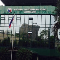 Photo taken at National Telecommunications Commission Central Office by Mitch Gerard R. on 5/20/2016