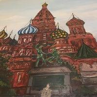 Снимок сделан в Red Kremlin Hostel пользователем Namfon R. 8/4/2017