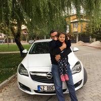 Photo taken at Buhara Parkı by Ahmet P. on 10/23/2016