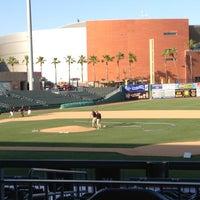Photo taken at Stockton Ballpark by Ralph B. on 5/2/2013